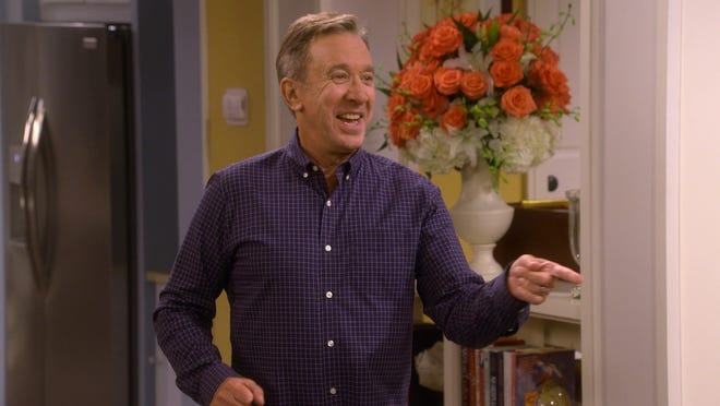 Tim Allen plays Denver sporting-goods store executive Mike Baxter on Fox's 'Last Man Standing.'