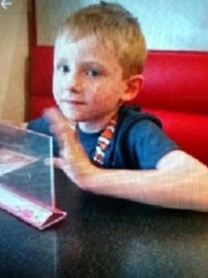 Maddox Ritch, 6, of Gastonia, North Carolina, was last seen Sept. 22, 2018, at Rankin Lake Park in Gastonia. Police believe they found his body Sept. 27.