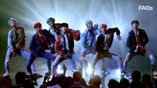 BTS embraces pop spectacle at MetLife Stadium with dazzling, camera-ready concert
