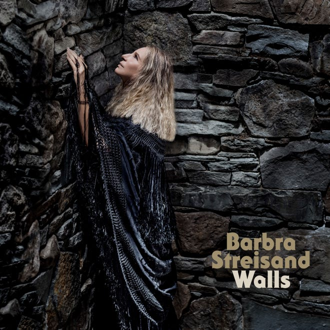 "Barbra Streisand's new album ""Walls"" is due OCt. 2."