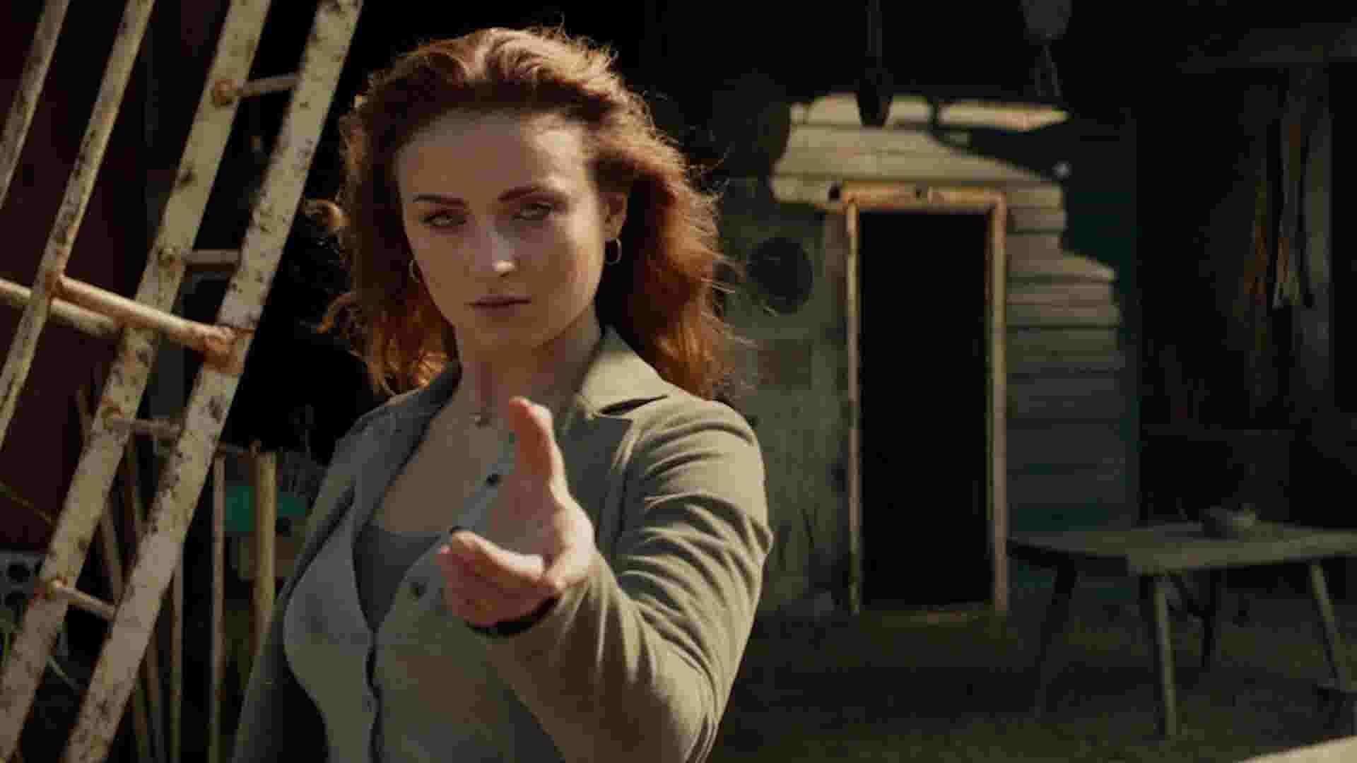 New 'Dark Phoenix' trailer shows 'evil' Jean Grey