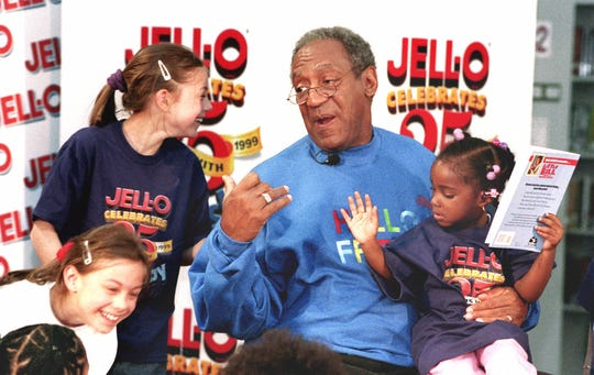 Bill Cosby served as a pitchman for Jell-O for a 25 years and the dessert maker sponsored his charity initiatives. Despite its enduring place in pop culture, Jell-O sales have tumbled 19 percent from five years ago, with alternatives such as Greek yogurt surging in popularity.