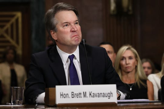 f972c0958d6 Judge Brett Kavanaugh stridently rejected the allegations of sexual abuse  by Christine Blasey Ford and two
