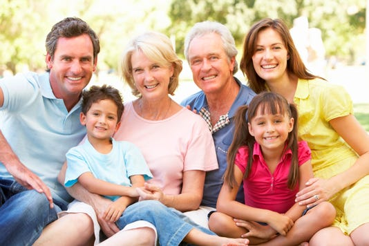 A healthy family is a happy and engaged family.