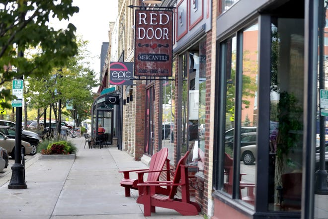 Neenah's downtown has evolved with new businesses and services.