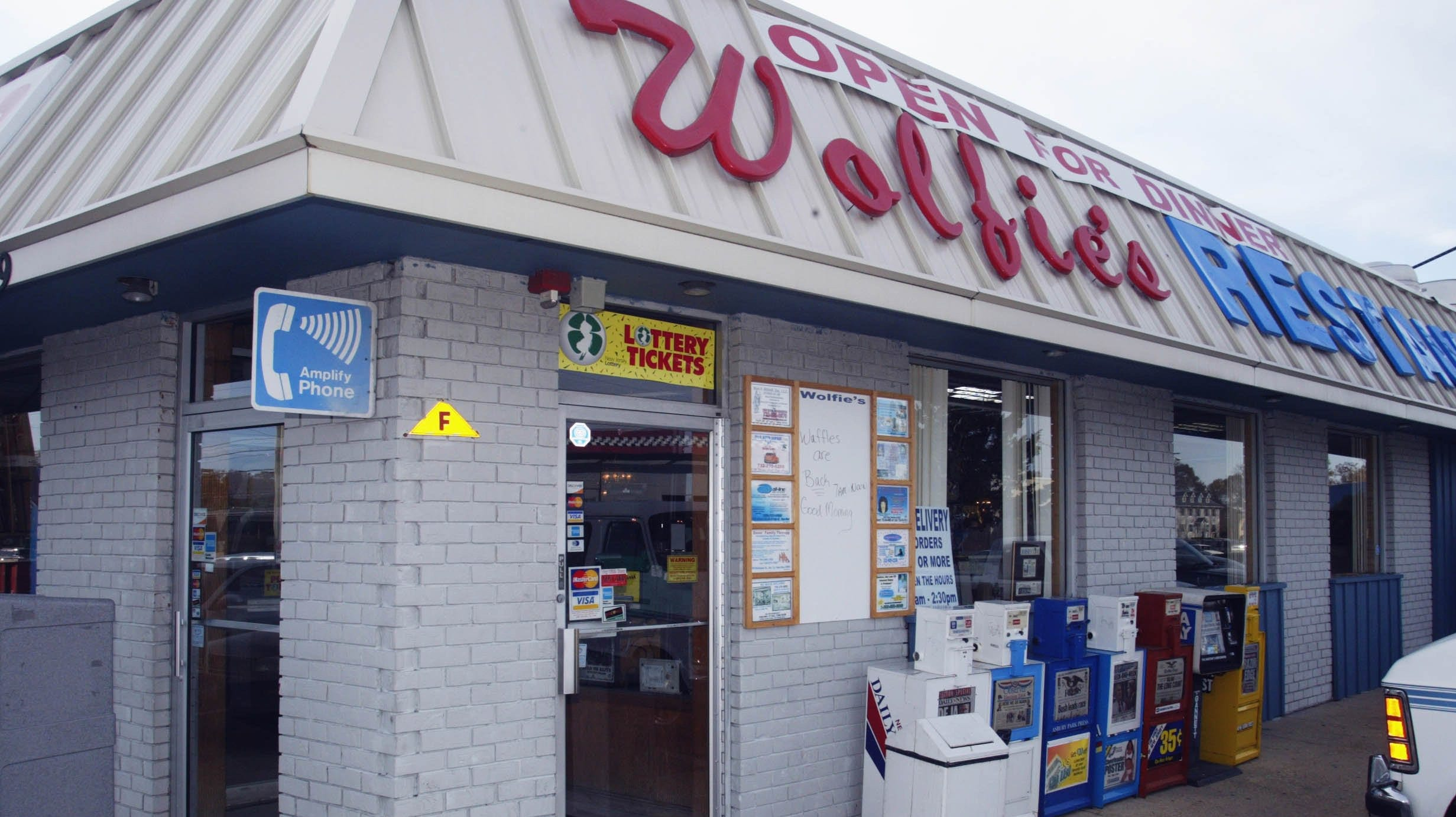 After 50 years as a family business, the owners of Wolfie's Deli in Toms River are ready to sell.