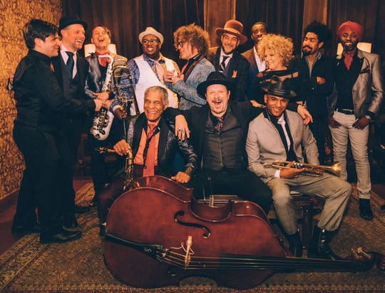 The Tangiers Blues Band with the Preservation Hall Jazz Band are set to play a Sea. Hear. Now after-party with special guests Sept. 29 at the Stone Pony in Asbury Park.