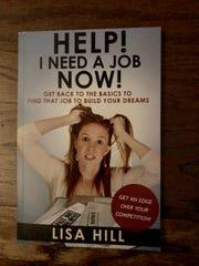 "Lisa Hill's book, ""Help! I Need a Job Now!"""