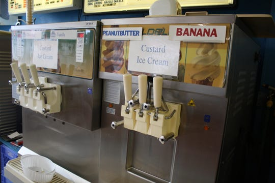 The Custard Corner in Endicott was known for its chocolate and vanilla custard.