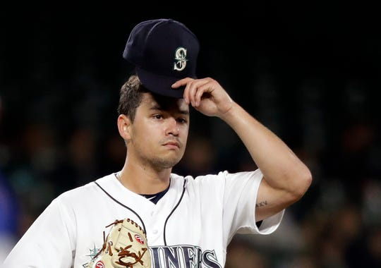 Mariners starter Marco Gonzales was one of the best pitchers in the American League in 2018 -- if you subtract a disastrous four-game stretch in August.