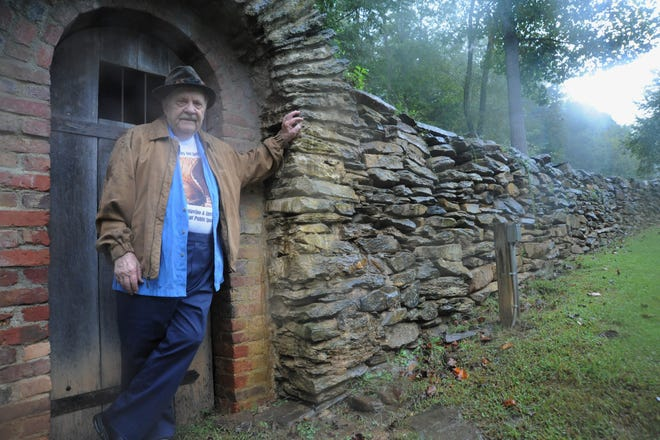 Black Mountain author David Madden will hold a two-day residency at East Tennessee State University on Feb. 27 and 28.