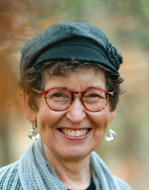 Black Mountain writer Nancy Werking Poling is hosting a Brown Bag and Books presentation at the Black Mountain Center for the Arts on Sept. 12.