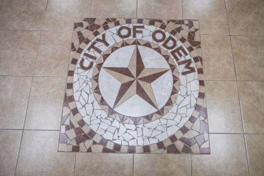City of Odem town hall