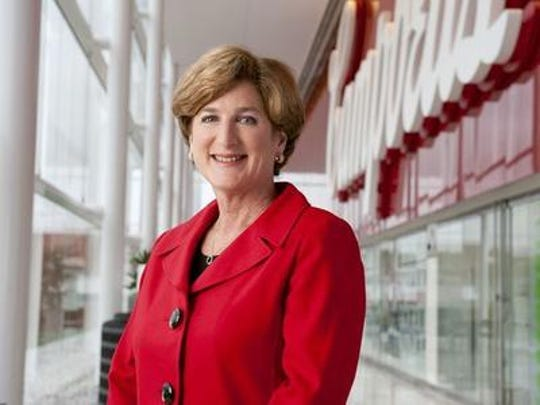 Denise Morrison, former president and CEO of Campbell Soup Co., received $2.3 million in severance pay after leaving the firm in May.