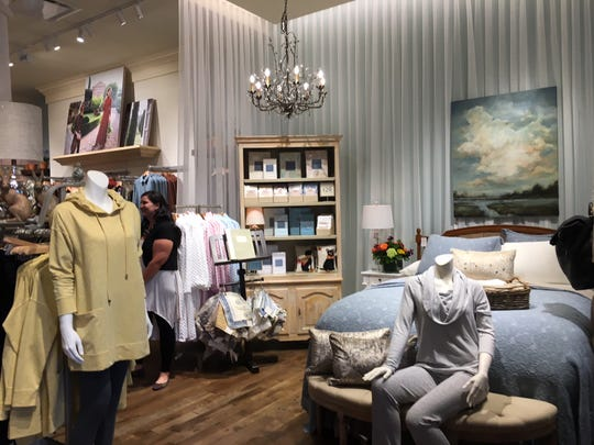 Soft Surroundings offers clothing, cosmetics and bath products, bedding and even furniture through stores, online shopping and catalogs.