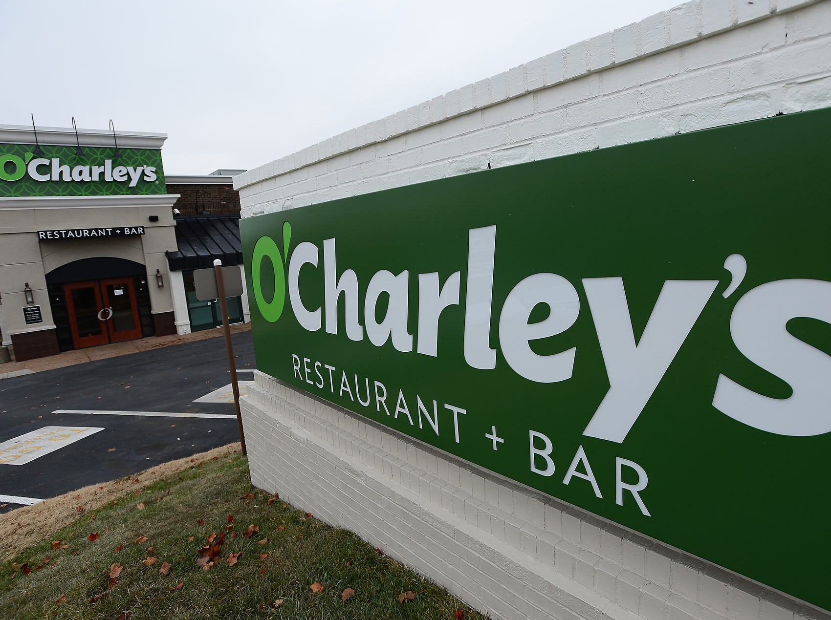 The O'Charley's on Memorial Boulevard in Murfreesboro will close Sunday, March 24, 2019.