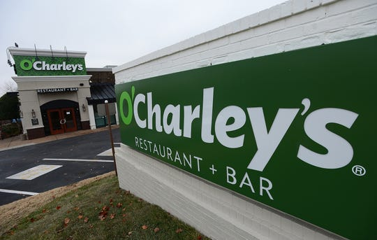 Here's an O'Charley's in Franklin, Tennessee. At the Florence, Kentucky, O'Charley's on Sept. 27, 2018, a secret angel paid a $207 bill for senior citizen diners.