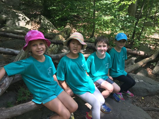 """""""Swamp Kids"""" learn about science and nature at the Environmental Education Center, 190 Lord Stirling Road in the Basking Ridge section of Bernards."""
