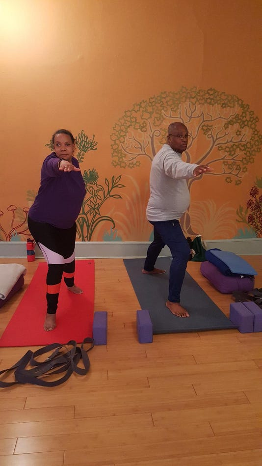 Rutgers teaches caregivers to focus on themselves PHOTO CAPTION