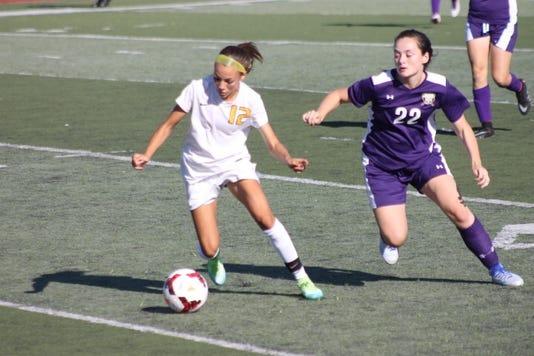 Kaitlyn Zeeb Piscataway girls soccer