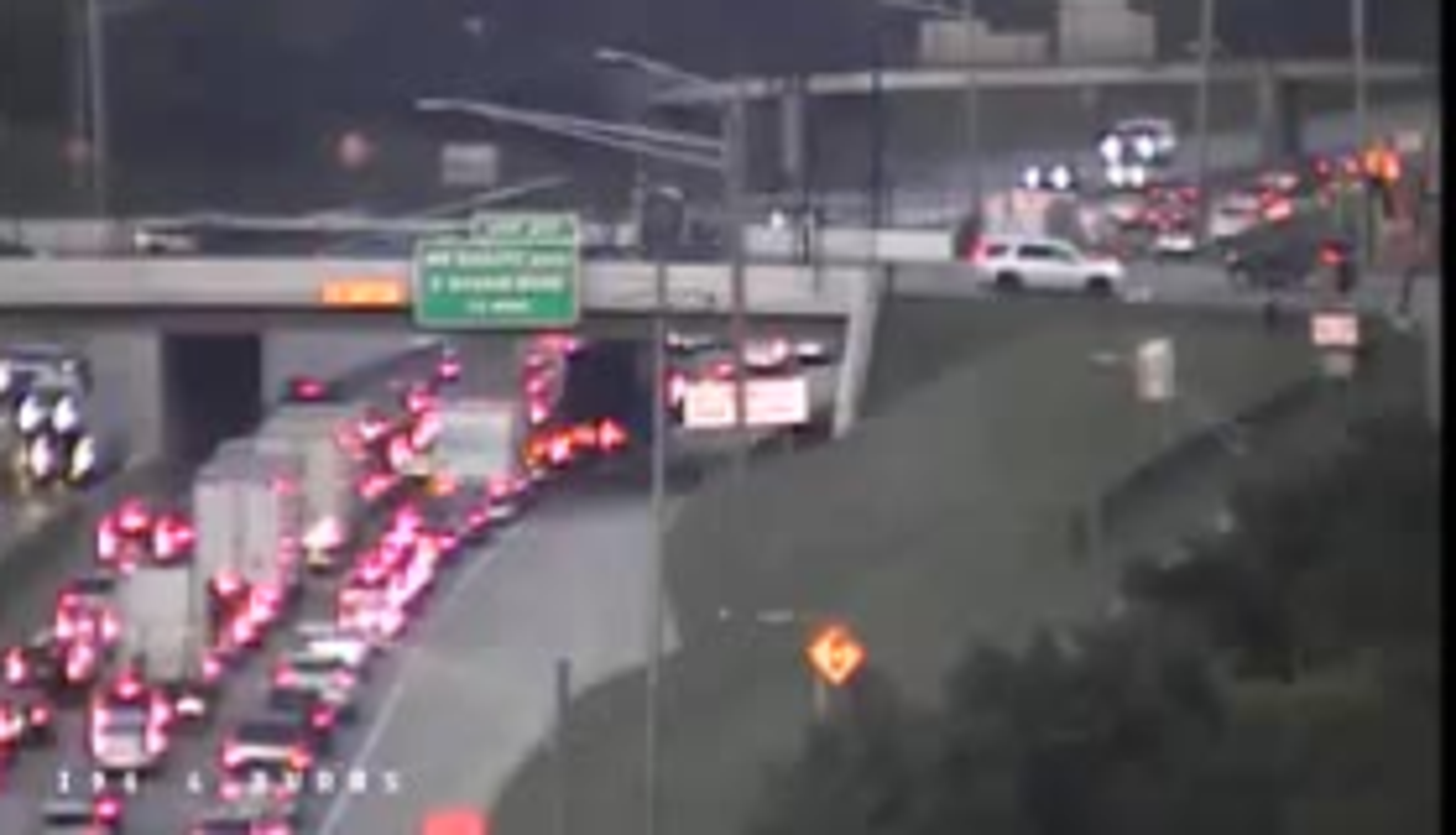 I-94 westbound reopens in Detroit after road rage shooting