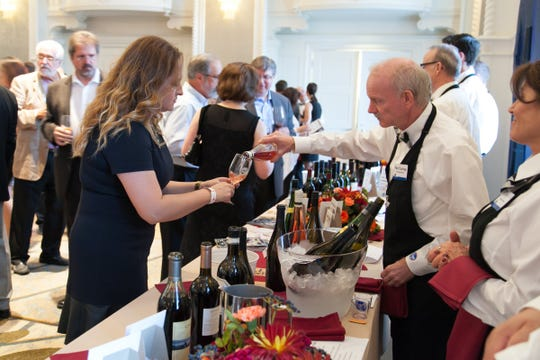 You can sample 300-plus wines Friday night at Detroit Uncorked.