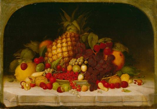 Fruit Piece By Robert Dunca