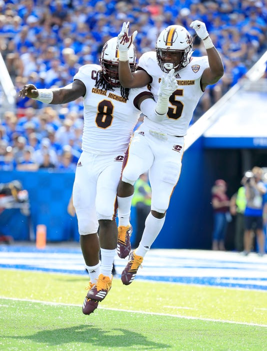 Central Michigan V Kentucky