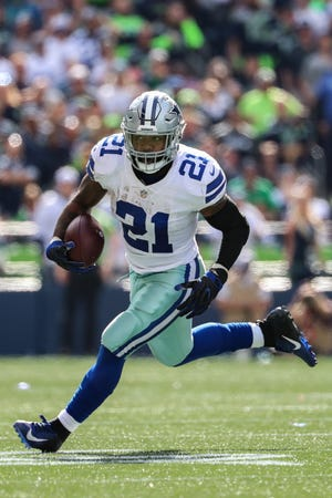 Cowboys running back Ezekiel Elliott has racked up 274 rushing yards through three games, which is tied for the second most in the NFL.