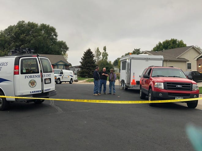 1 man is dead and another was injured Thursday night in a shooting in Loveland.