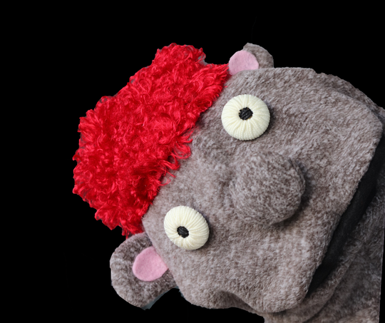 """Lab Theater's """"Hand to God"""" features a puppet that may or may not be possessed by Satan."""