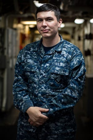 Petty Officer 3rd Class Jonathan Payne