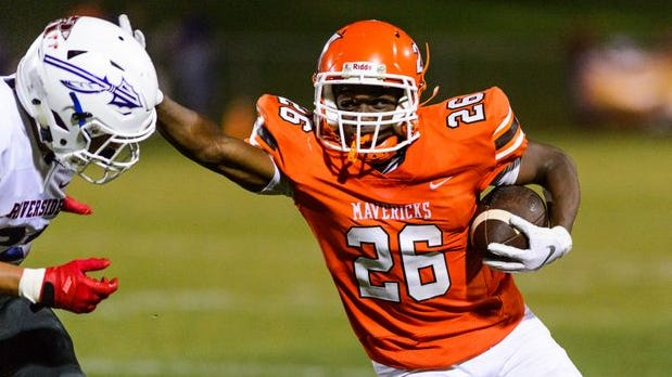 High School Football Scores From Week 6 In The Greenville Area