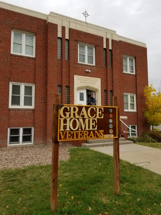 While the Grace Home gives homeless veterans a safe place to stay, St. Vincent de Paul Director Deborah Kottel said far more important are the wrap around services that help them find success and stability.
