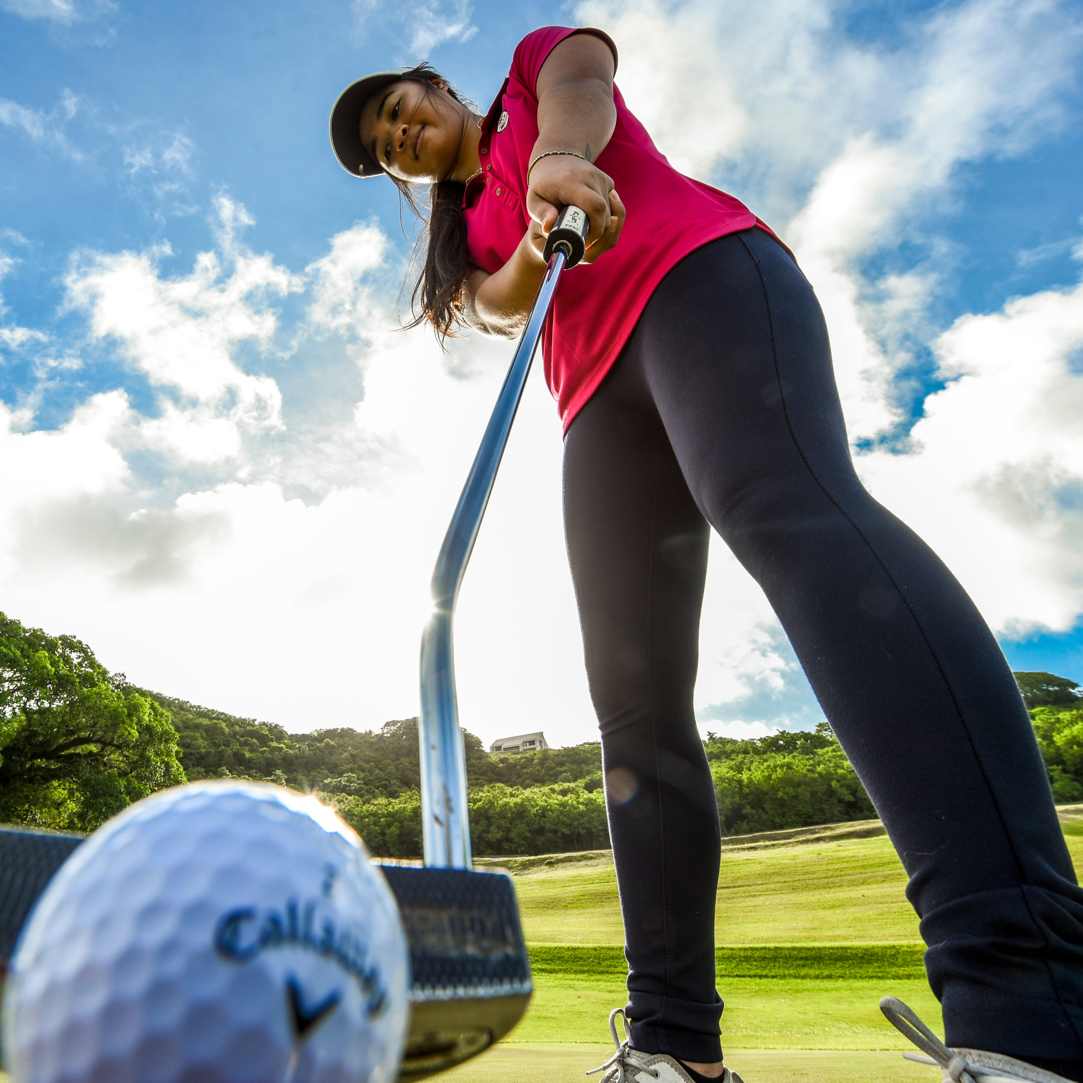 Sports Short: Social golf tournament on Saturday, October 27, 2018