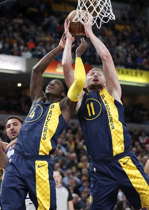 For Pacers to improve their rebounding, all five on the court will need to do their part.