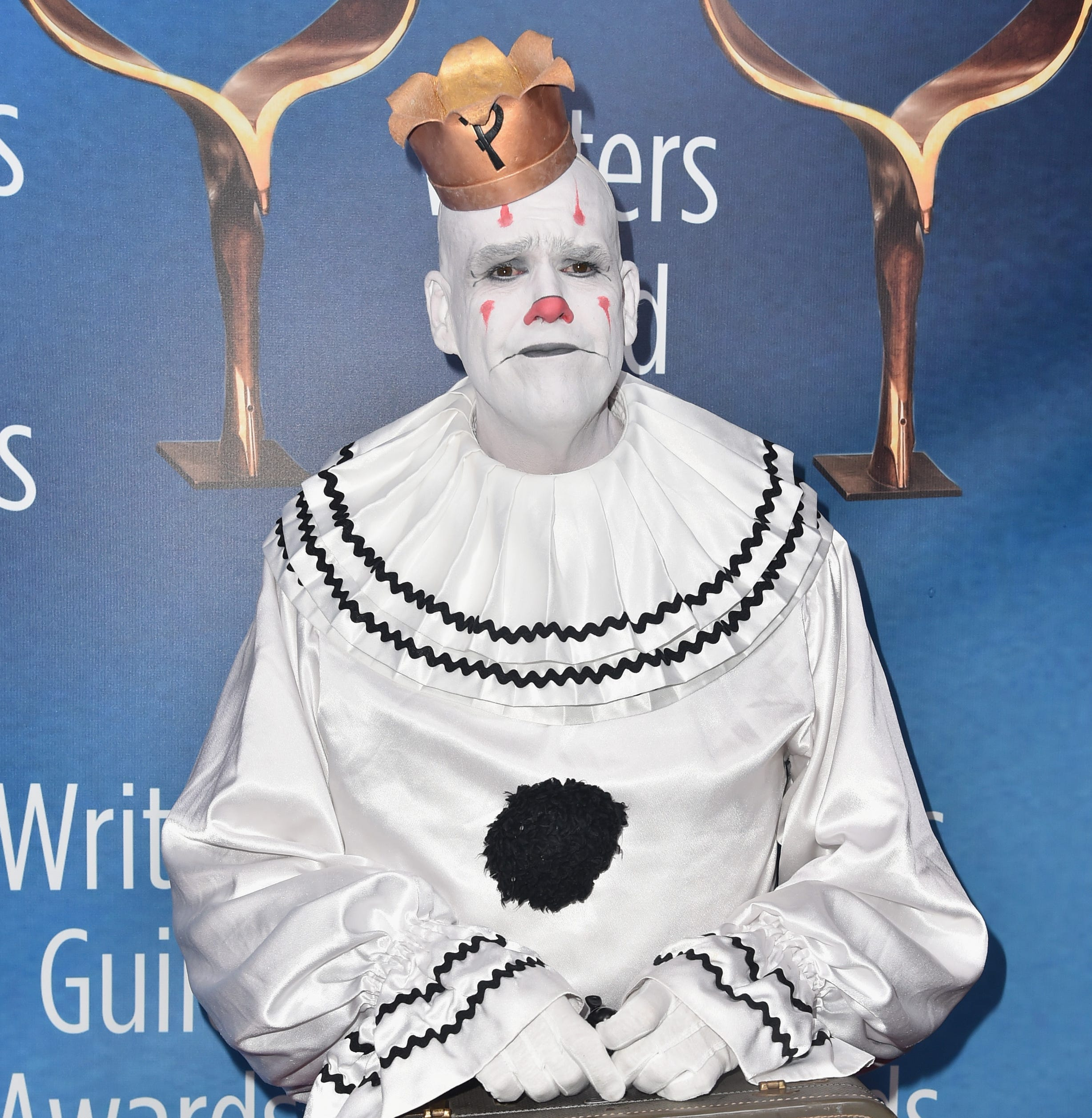 Puddles Pity Party, the sad clown with the 'golden voice,' to perform at Butler
