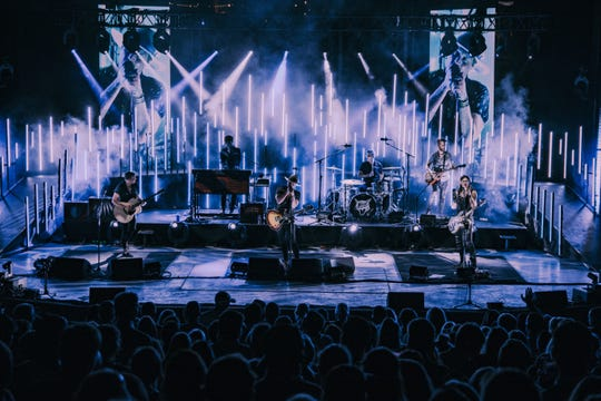 NEEDTOBREATHE will perform on Oct. 5 at Thompson-Boling Arena.
