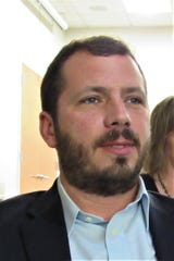 Drew Burnette was voted in on Sept. 27 to fill the South Ward alderman position vacated when Ron Williams was elected mayor.