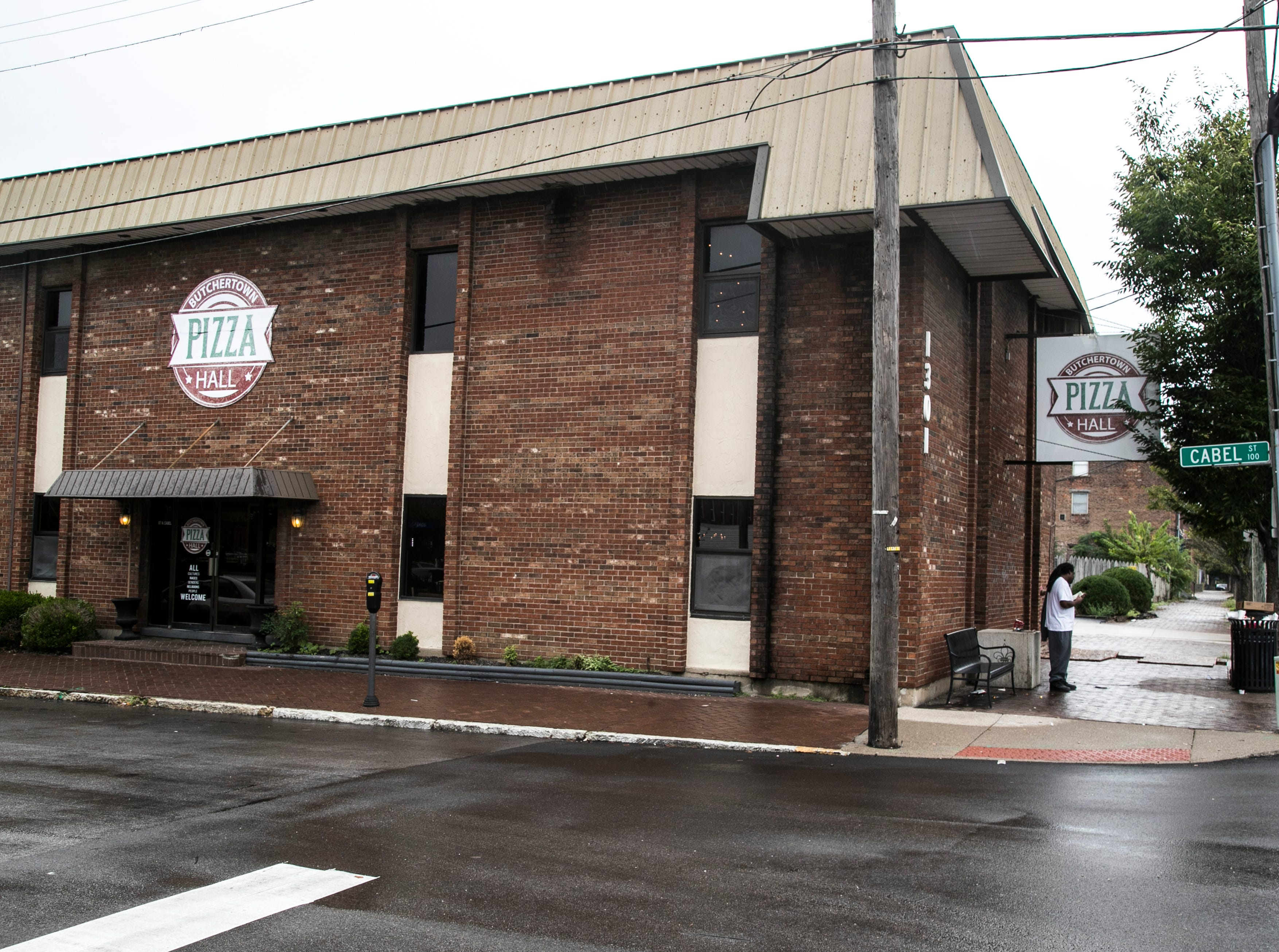 Butchertown Pizza Hall, in the former Hall's Cafeteria, is on Story Avenue next to Cabel Street. There's lunch specials during the day and open until midnight on Friday and Saturday.  Sept. 27, 2018