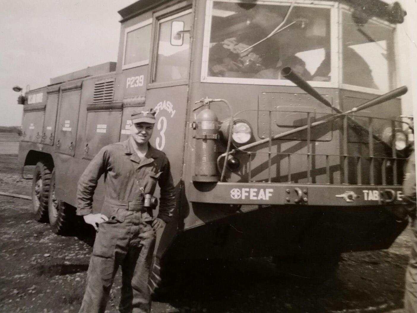 Veteran's Story: Sleeping in a trench to avoid grenade shrapnel