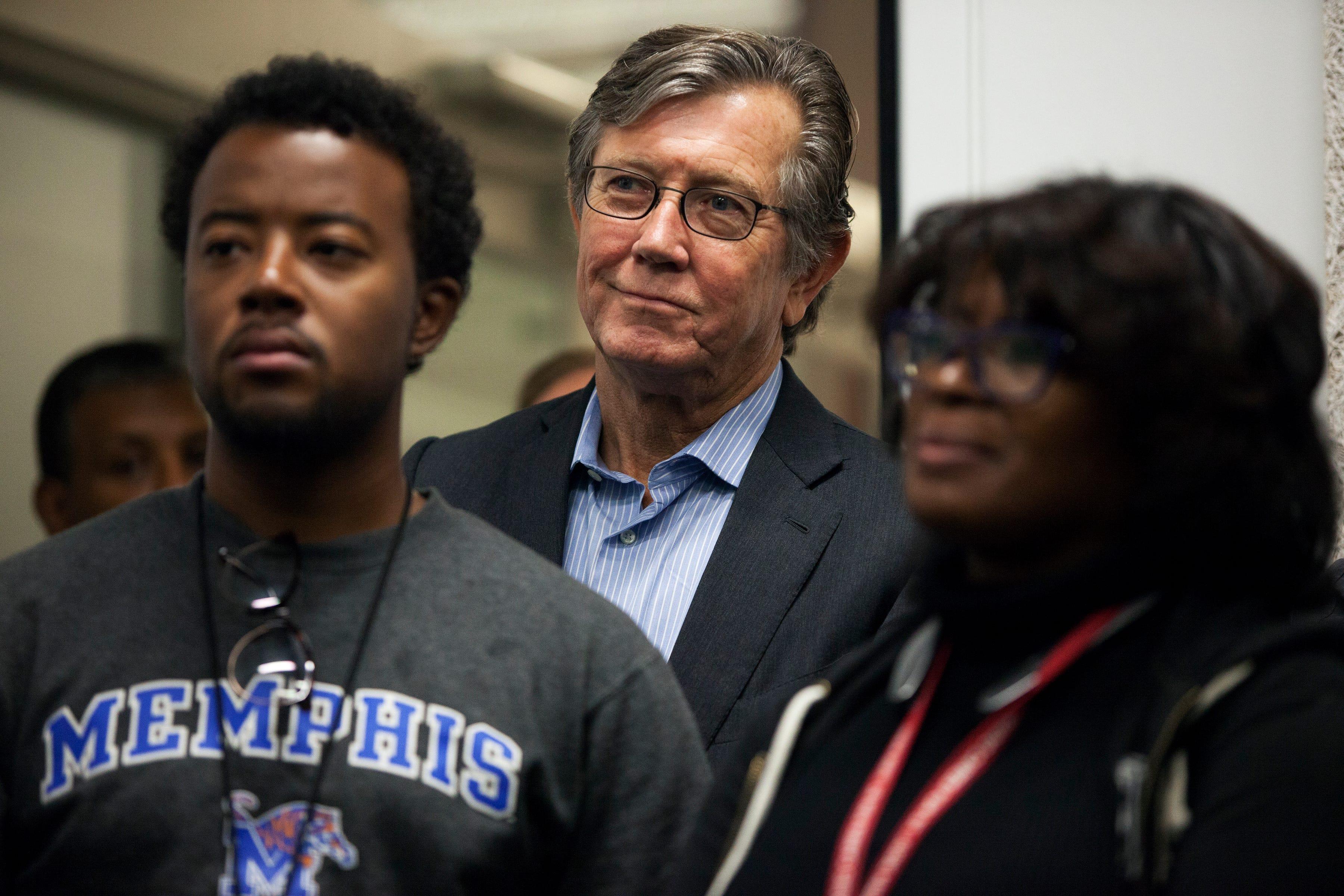 Phil Trenary Greater Memphis Chamber President Shot and Killed
