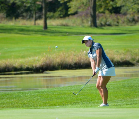 Kettle Moraine senior Julia Schilling is the No. 1 player for the defending Division 1 state champion.