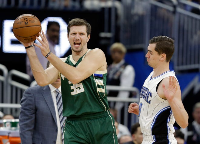 Mirza Teletovic, who spent two seasons with the Bucks, officially retired from playing basketball Thursday.