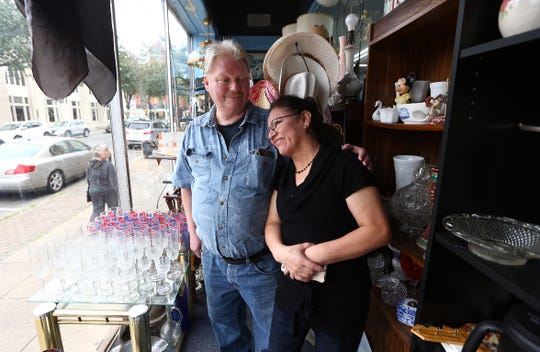 The Morris Thrift Store in Dover, open for 40 years, will close at the end of the year. The most recent owners, Stan and Maria Busch, are retiring and have sold it. The new owner will not keep it as a thrift store. September 28, 2018, Dover, NJ