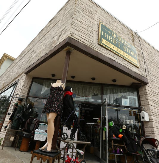 Morris Thrift Store