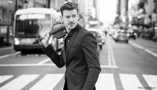 Slovakian-born violinist Filip Progady will be the featured guest soloist in a performance of Violin Concerto No. 1 by Max Bruch by the New Jersey Festival Orchestra.  The 40-piece NJFO will open its 2018-19 season with concerts in Westfield and Madison on October 13 and 14, respectively.