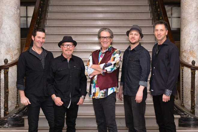 """Gary Lewis and the Playboys will perform at the Newton Theatre on Friday, October 12.  Lewis made his name in the 1960s with such pop-rock songs as """"This Diamond Ring"""" and """"Count Me In."""""""