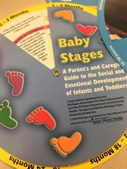 """Infant mental health is the ability of a child to grow and thrive within the context of their cultural relations,"" said Dallas Rabig, Alabama's coordinator for infant and early childhood mental health."