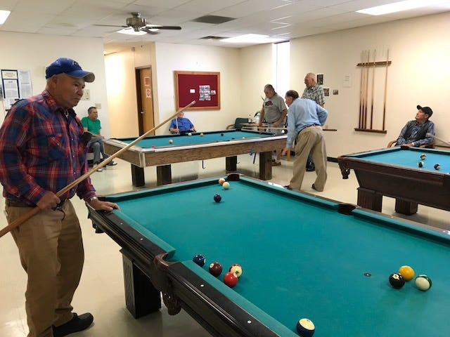 Membership at the San Jose Senior Center has increased by 31 percent over the past three years. Thanks to a successful Community Development Block Grant, the center will soon be moved into a larger, more accommodating location.